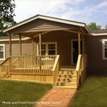 Affordable Porch Design Ideas Designs For Mobile Homes