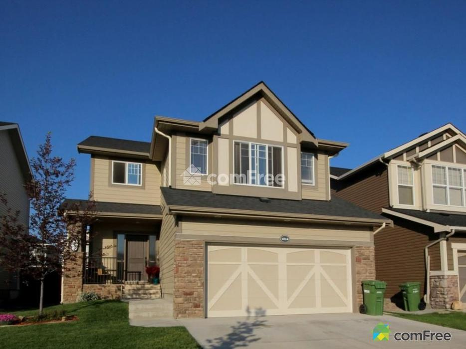 Airdrie Williamstown Home For Sale Calgary