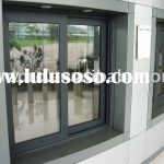 Aluminum House Window Manufacturers Lulusoso