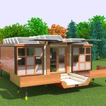 Amazing Expanding House Pops Out Single Trailer Treehugger