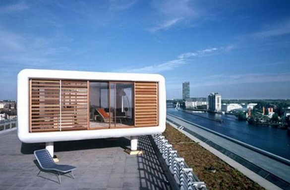 Amazing Mobile Home Designs And Concepts Knot