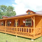 Amish Prebuilt Fully Assembled Cabins Delivered Rustic Exterior
