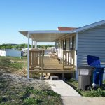 Attached Awning Mobile Home North San Antonio Carport Patio Covers