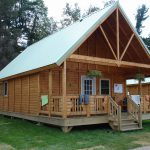 Ausable Timber Cabin Panel Concepts