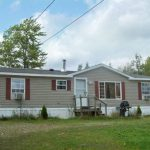 Bdrm Double Wide Mobile Home For Sale Maine Woodville