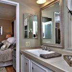 Beautiful Manufactured Home Tour Bathroom