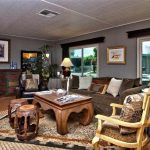 Beautiful Manufactured Home Tour Living Room