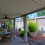 Beautiful Manufactured Home Tour Patio