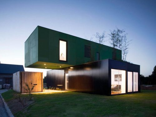 Beautiful Modern Prefab Homes