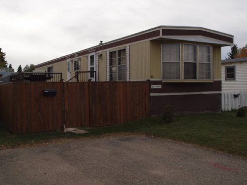 Bedroom And Bathroom Mobile Home For Sale Lowell