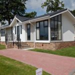 Bedroom Mobile Home For Sale Woodlands Caravan Park Manor Road