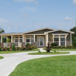 Belle Home Floor Plan Manufactured And
