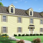 Belmont Duplex Townhouse Style Modular Homes