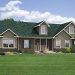 Belmont Modular Home Floor Plan Redbud Homes
