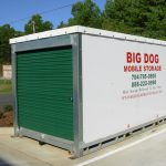 Big Dog Mobile Storage Bring Mini Right Your Front Door