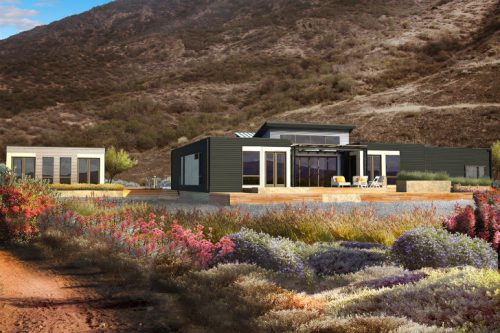 Blu Homes Unveils Southern California Breezehouse Prefab Dwell