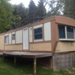 Bowes Mobile Home Moved Polonia Manitoba