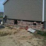 Brick Mobile Home Skirting Homes For Manufactured