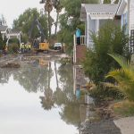 Broken Pipeline Leaves Mobile Home Park San Jose Out Water