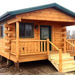 Cabin Looking Mobile Homes Ideas