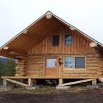Cabin Mobile Homes Log Style Second Sun