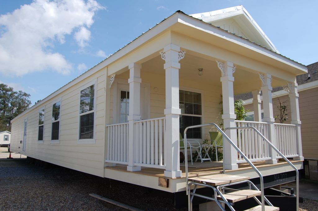 Calvin Klein Homes Mobile Home The Cottage Covington