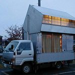 Camper Car Recycled Truck Mobile Home Transforming