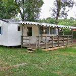 Campsite France Gironde Mobile Home For Sale Camping Les Peupliers