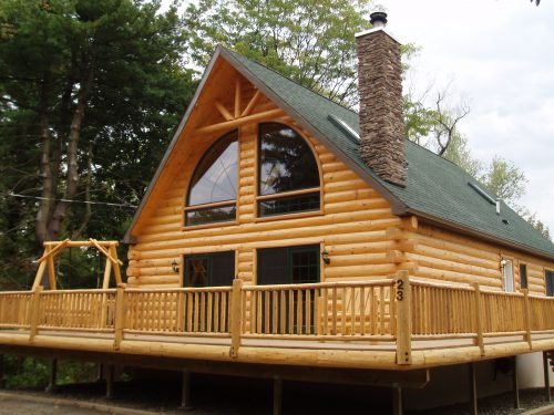 Can Given The Log Look Applying One Our Cabin Options