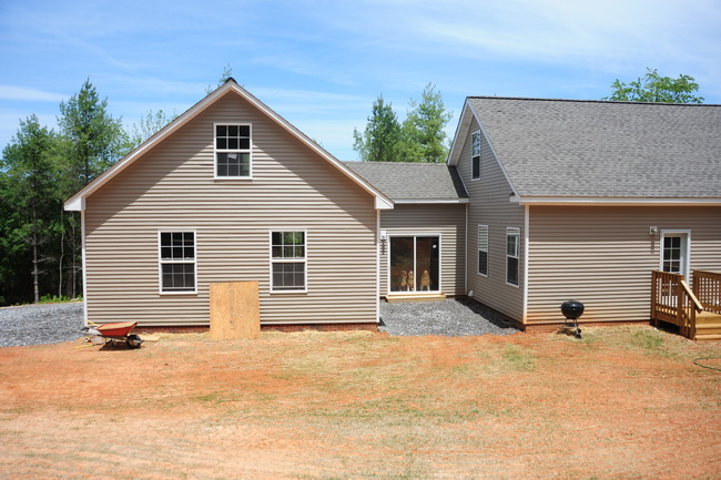 Cape Cod Breezeway From Choice Housing Statesville
