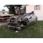 Car Crashes Into South Suburban Mobile Home Park Patch