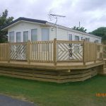 Caravan Decking Lodge Mobile Home Decks Cornwall And