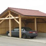 Carport Miradea Art Metal Covers Mobile Home Roof Cover Awning