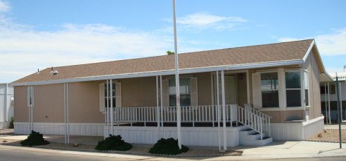 Cavco Double Wide Space Manufactured Housing Communities