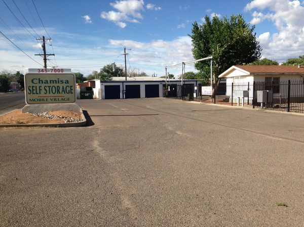 Chamisa Mobile Home Park And Self Storage For