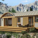 Compact Modular Green Homes Built For Energy Home Design