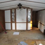 Complete Mobile Home Remodel Project Showcase Diy Chatroom