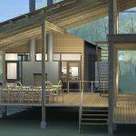 Composite Custom And Prefabricated The Porch Houses Designed