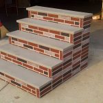 Concrete Fiberglass Steps For Mobile Homes