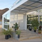 Container Architecture Modular Steel Home Mojave