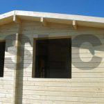 Continental Cabinsverandas And Terraces Log Cabins Insulation Pack For