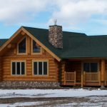 Cool January Log Homes Cabin Double Wide