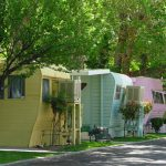 Could Trailer Trash This Mobile Home Park Real Easy