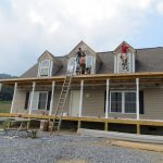 Custom Cape Cod Modular Home Greeneville Customsmart Homes