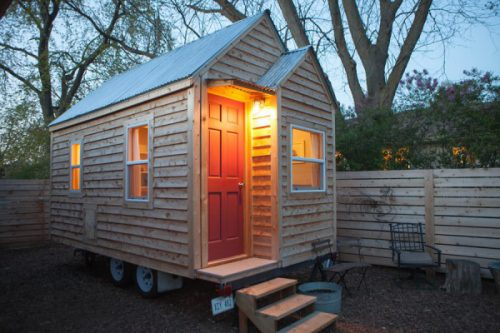 Custom Designed Built Midwest Tiny House