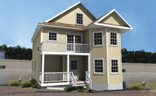 Custom Modular Homes New Jersey Ocean County