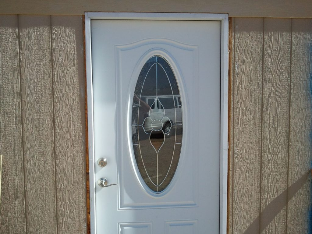 Doors For Mobile Homes Hyde The Home Exterior