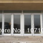 Doors For Used Commercial Bank French Door Exterior