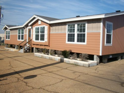 Double Wide Manufactured Home Bossier City Louisiana