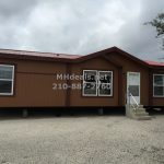 Double Wide Manufactured Home Palm Harbor Homes Seguin Texas